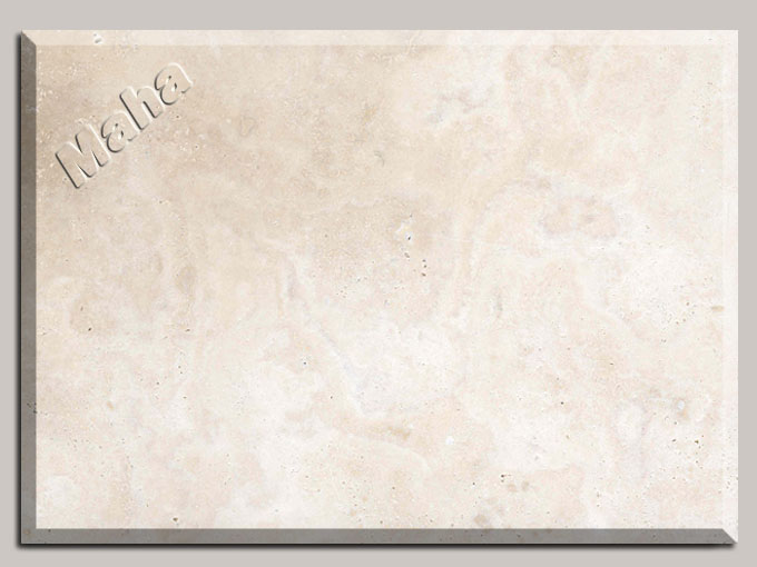 203-1 Crosscut Filled Light Cream Travertine