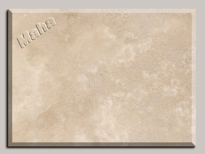 203-3 Crosscut Filled Medium Cream Travertine